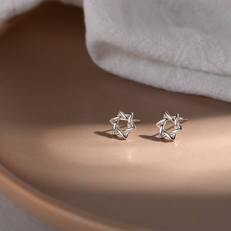 Cute Star Earrings for Stargazing Date Night