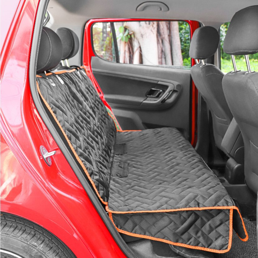 Compact Oxford Cloth Chair Mat Cover for Car Protection