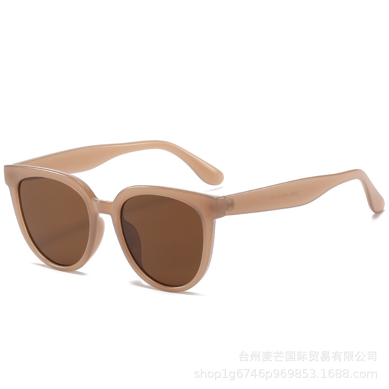 Polaroid Sunglasses with Tip Frame for Summer