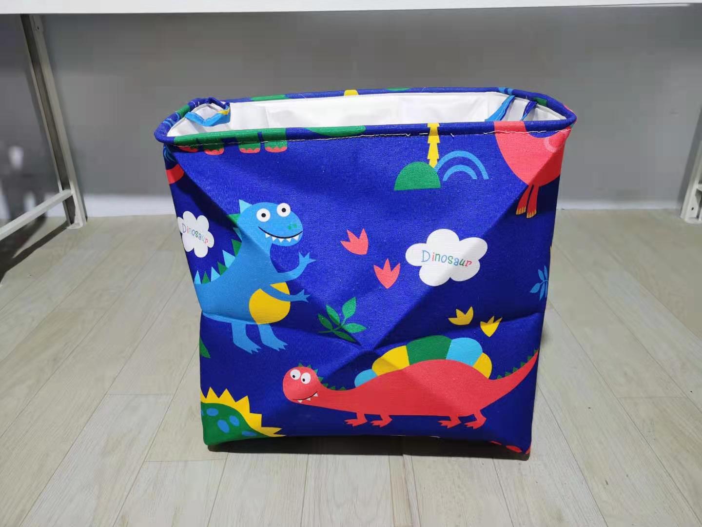 Large Capacity Fabricated Storage Box for Organizing Items