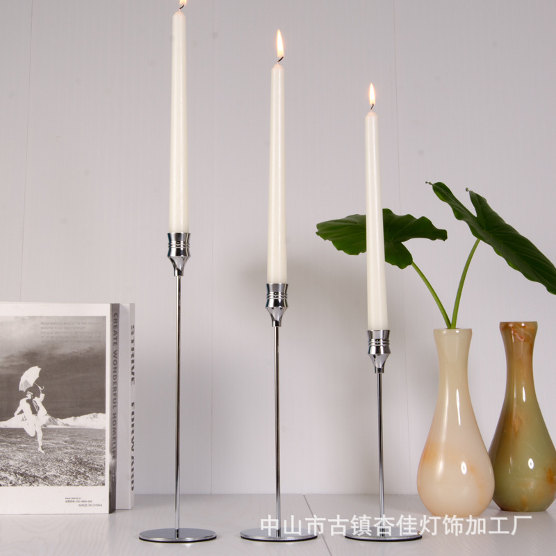 Classy Candle Holder for Romantic Home Dinner Dates