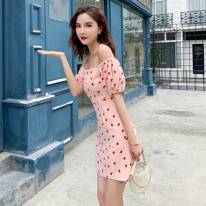 Classic Collar Short-Sleeve Dress for Fashion Style
