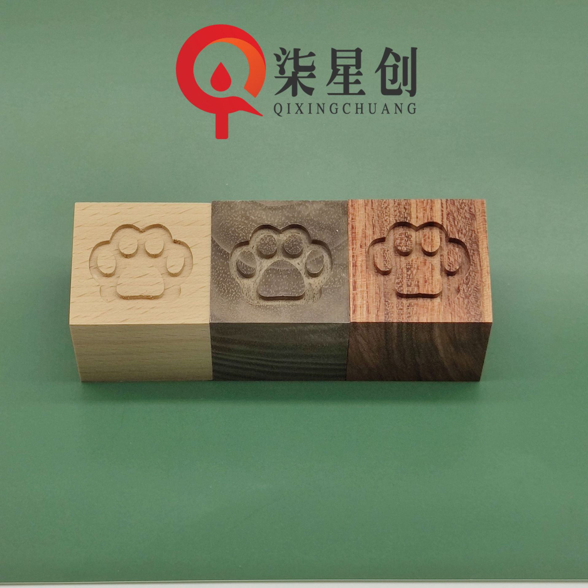 Cool Carved Wooden Car Ornaments for Fresh Car Scent