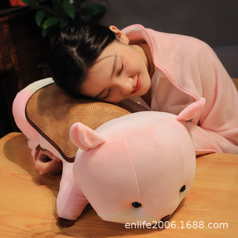 Cozy and Adorable Toy Pillow for Slumber Essentials