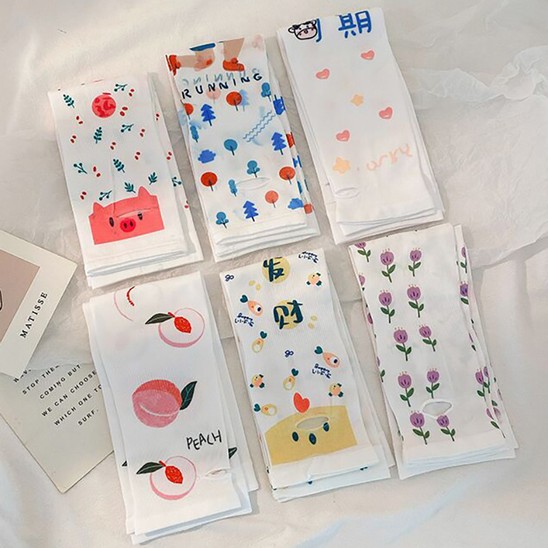 Cute Socks with Designs for Fashion Style