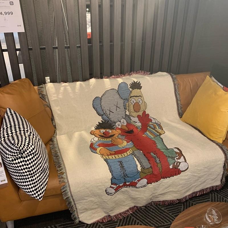 Sesame Street Throw Blanket