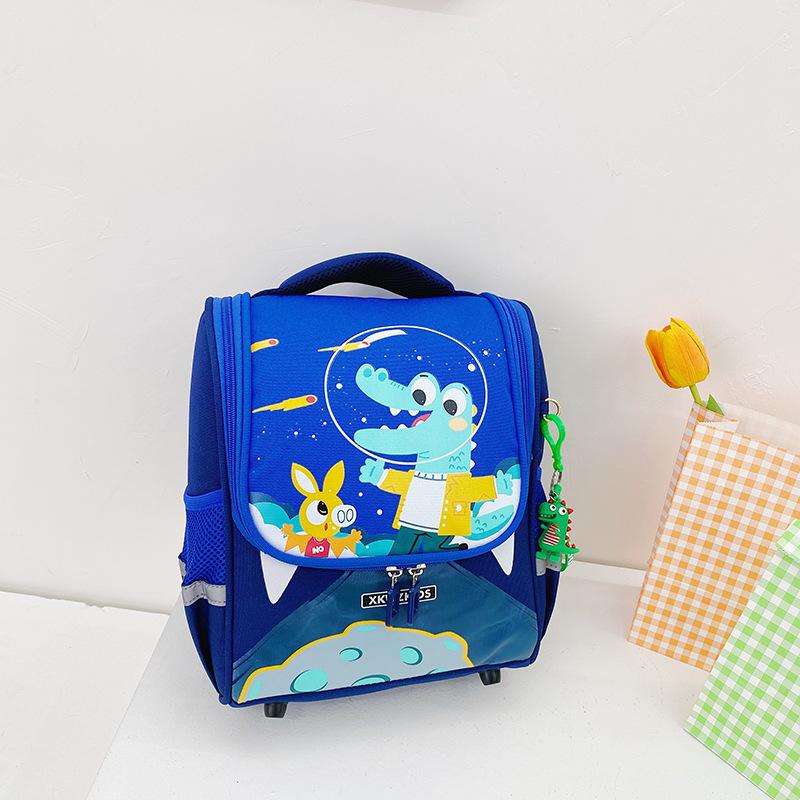 Adorable Cartoon Design Knapsack Bag for Kids