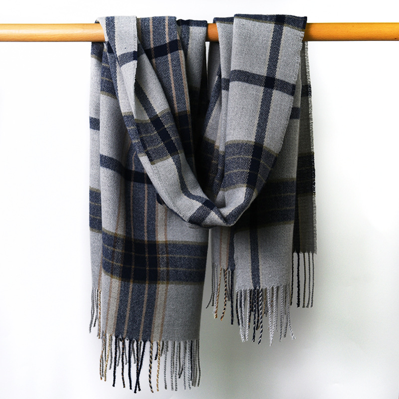 Unisex Neck Scarf for Autumn and Winter