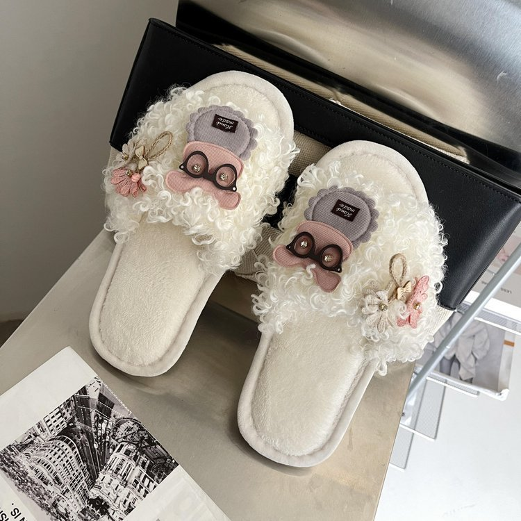 Cozy Bedroom Slippers for Lounging at Home