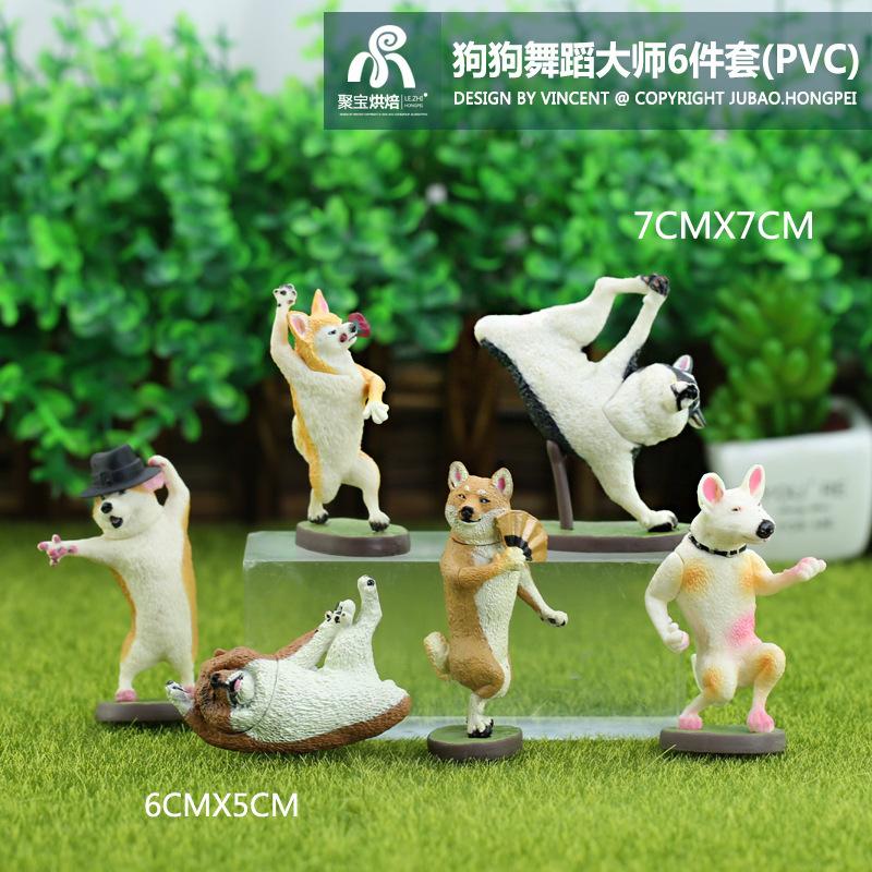 Lovable Animal Ornament for Car Decoration