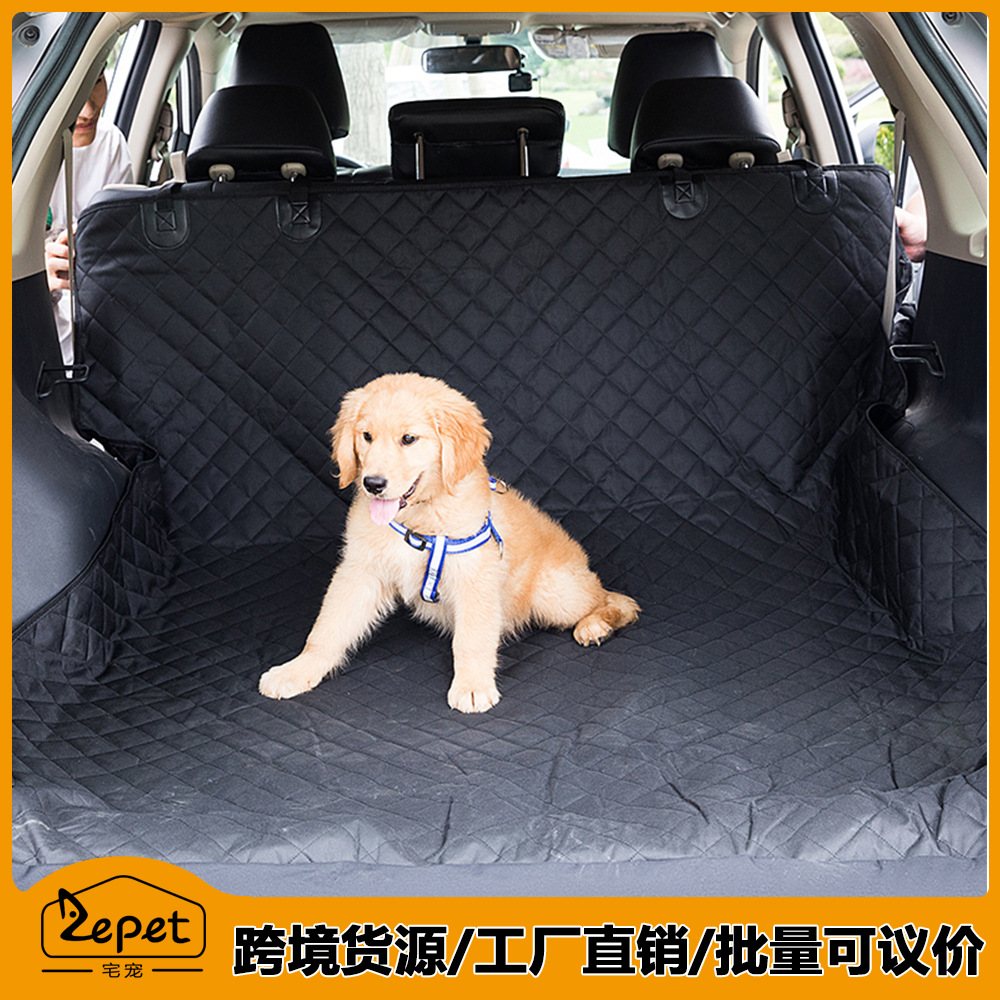 Durable Car Seat Cover for Bringing Pets Outside