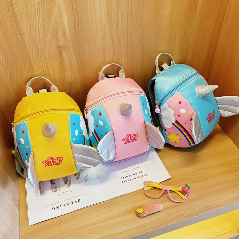 Unicorn Design Backpack for Afternoon Playdates