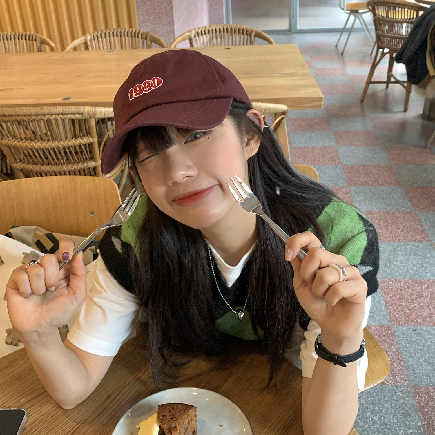 Fetching Embroidered Baseball Cap for Outdoor Sun Protection
