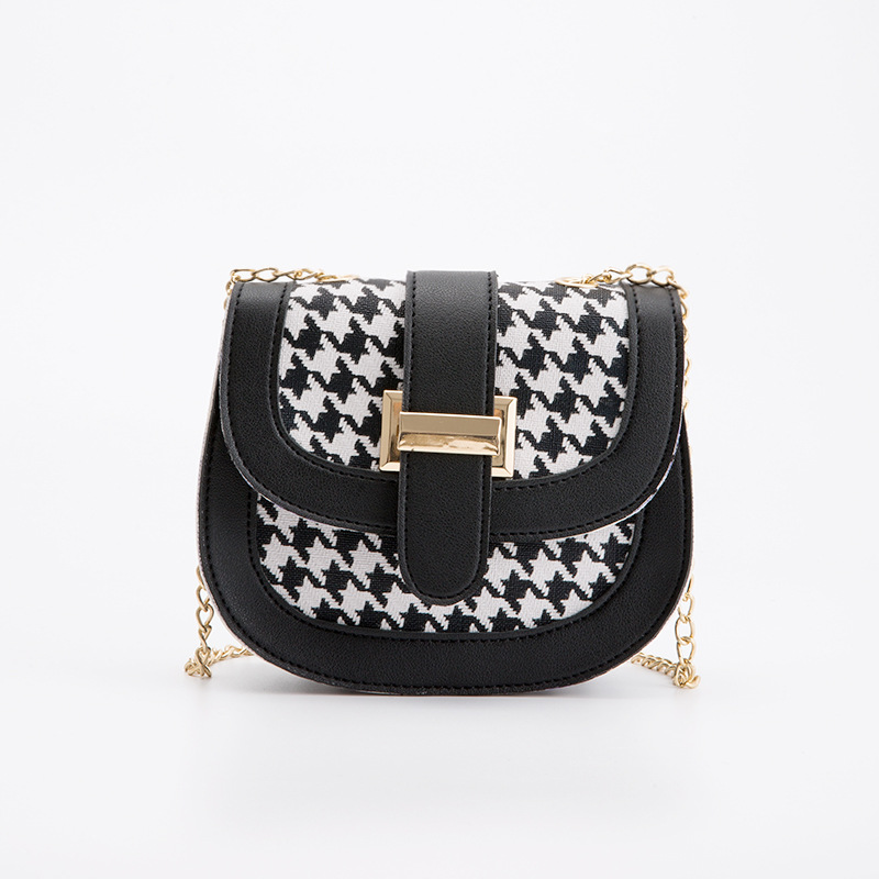 Minimalist Shoulder Chain Bag for Casual Outfit