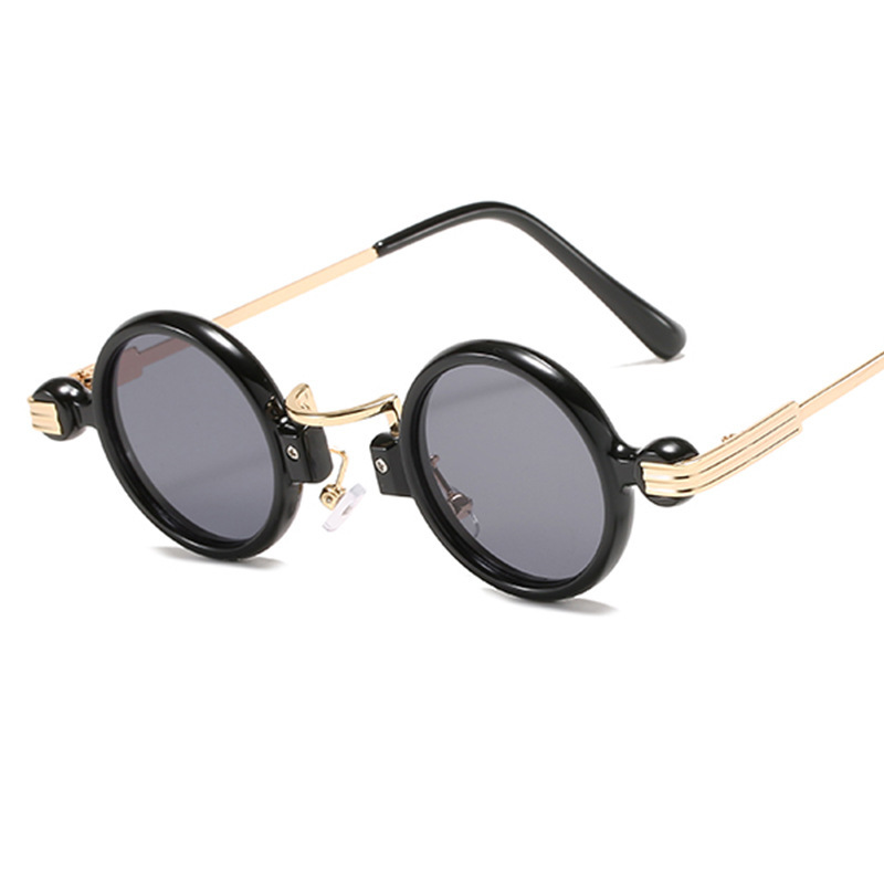Small Round Sunglasses for Road Trips