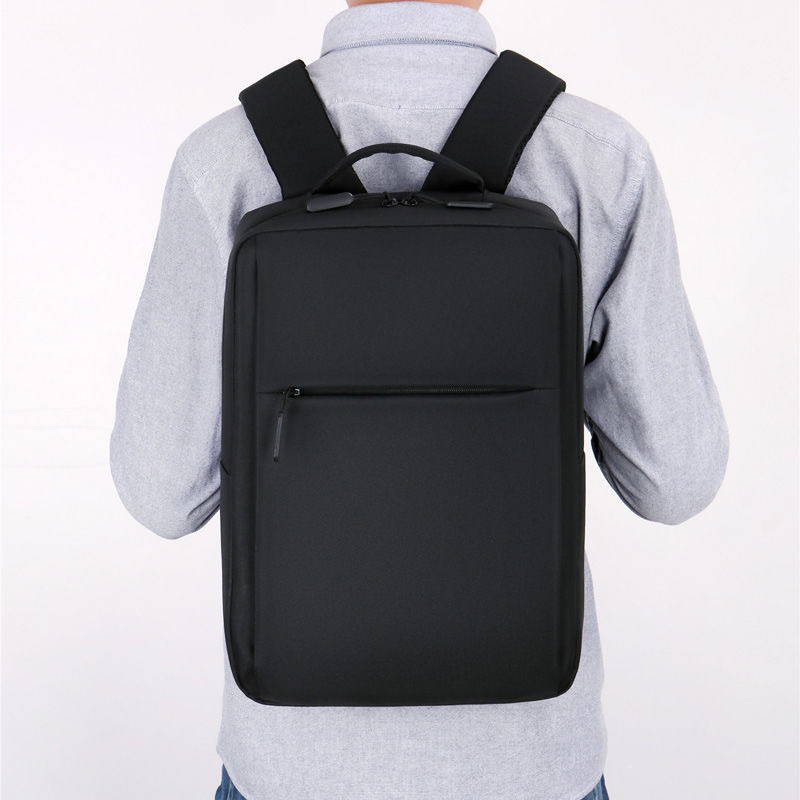 Sleek and Spacious Computer Backpack for Travelling