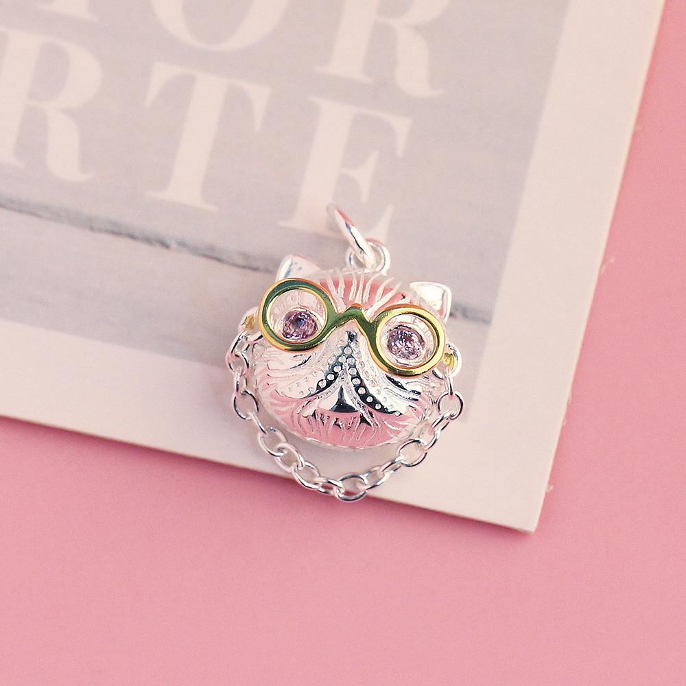 Cute Cat Necklace Pendant for Trendy Looks