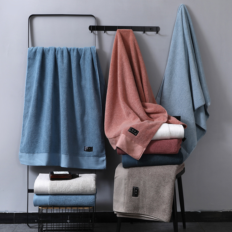Thick and Comfortable Bath Towel for Housewarming Gift