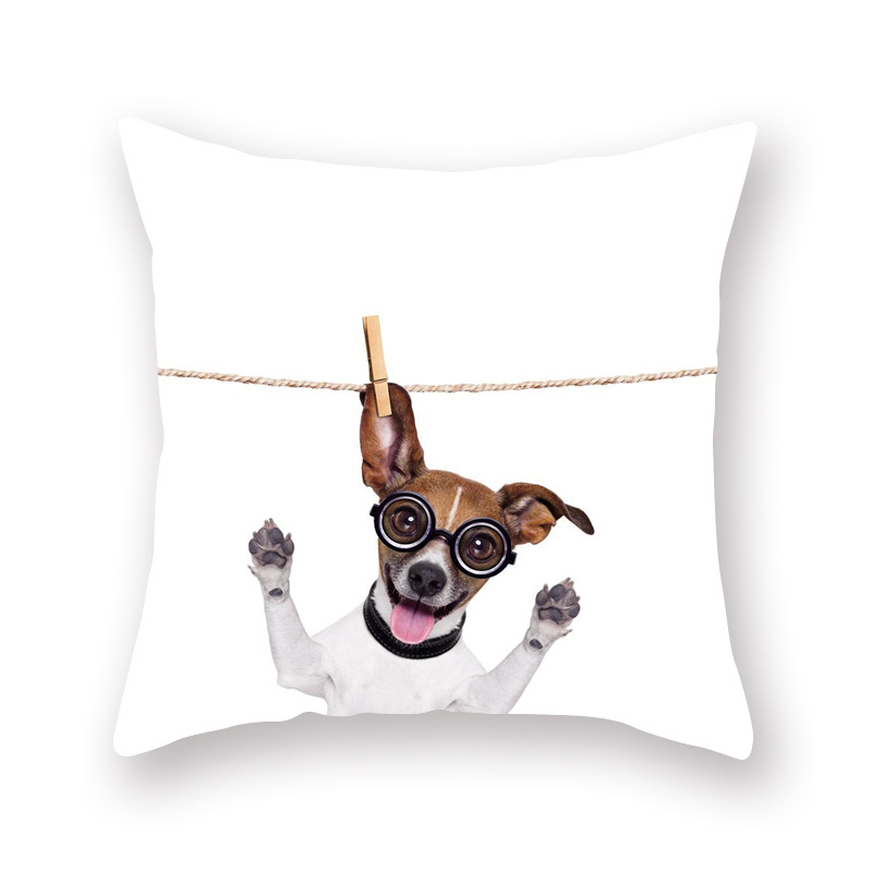 HUggable Dog Printed Pillow Covers for Fur Parents