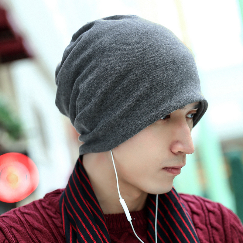 Cool Dual-Purpose Simple Hat and Scarf for Summer Outfit