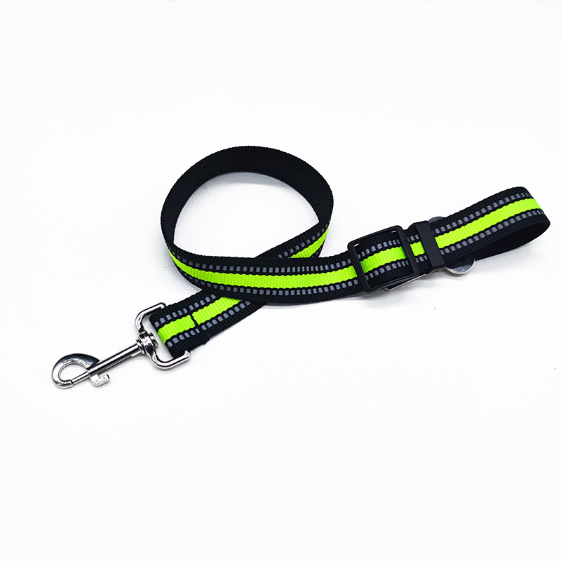 Reliable Reflective Pet Seat Belt for Veterinarian Appointment