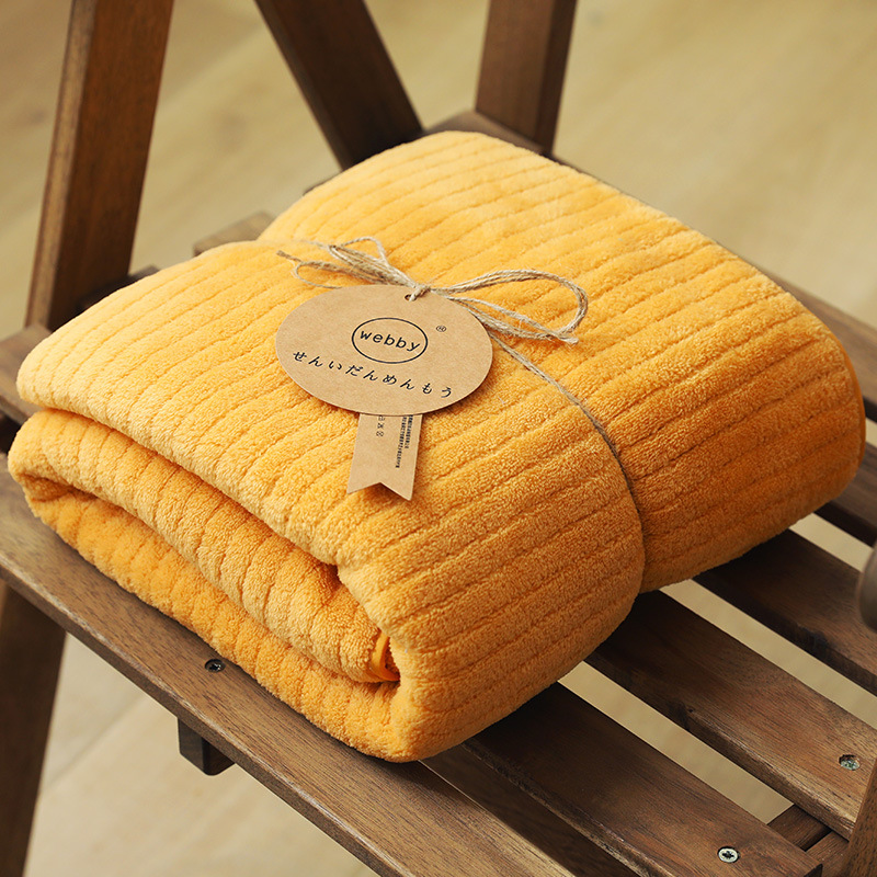 Quick Dry Bath Towels for Bathing