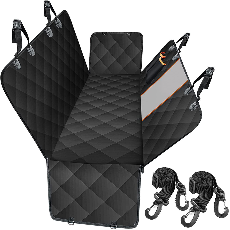 Waterproof Anti-Skid Pet Car Seat Cover for Road Trips