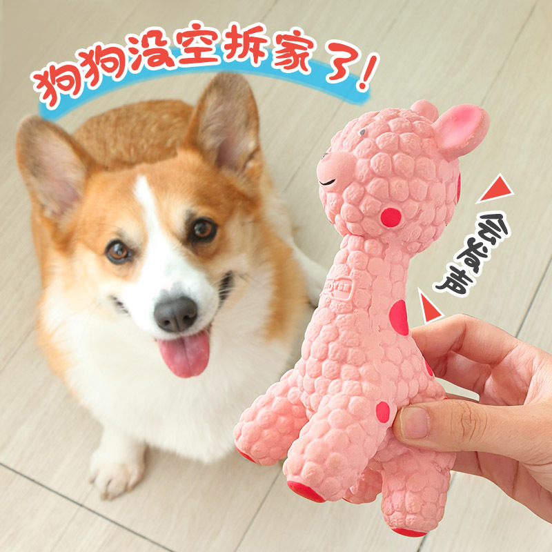 Creative Bite-Resistant Pet Toy for Home Use