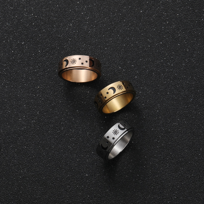 Dazzling Celestial Ring for Daily Use