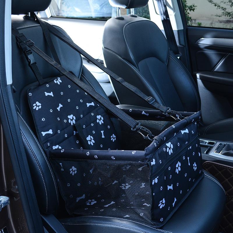 Anti-Dirty Hanging Mesh Box for Pets Breathable Car Mats