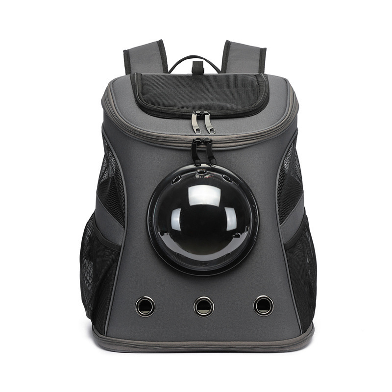 Durable Pet Carrier Backpack for Outdoor Trips