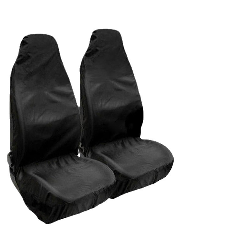 Black Thick Protective Seat Cover for Anti-Dirt Cover