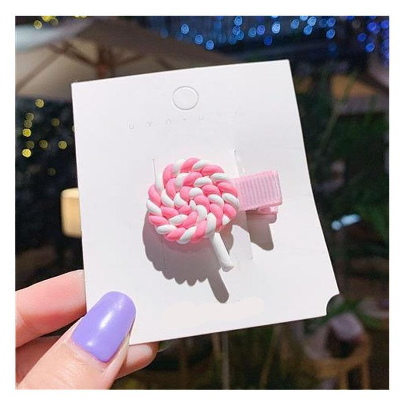 Candy Color Children's Hair Clip