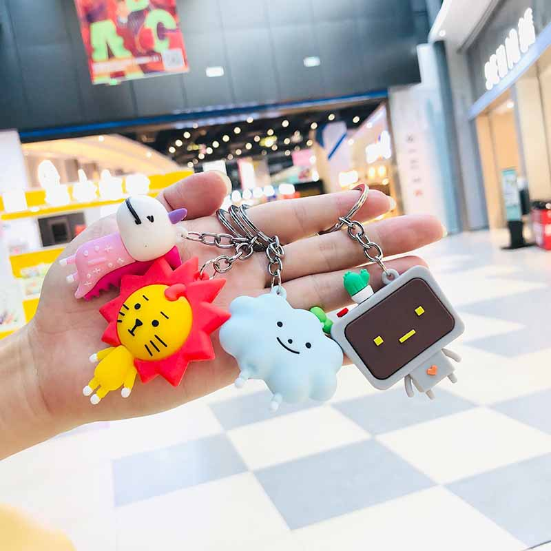 Kiddie Charms Keychain