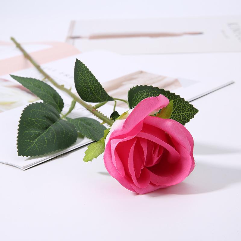 Marvie Silk Artificial Rose Home Decor