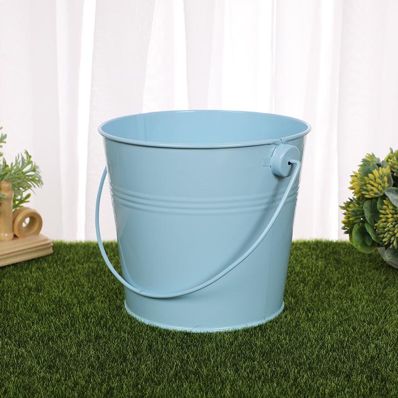 Iron Watering Bucket