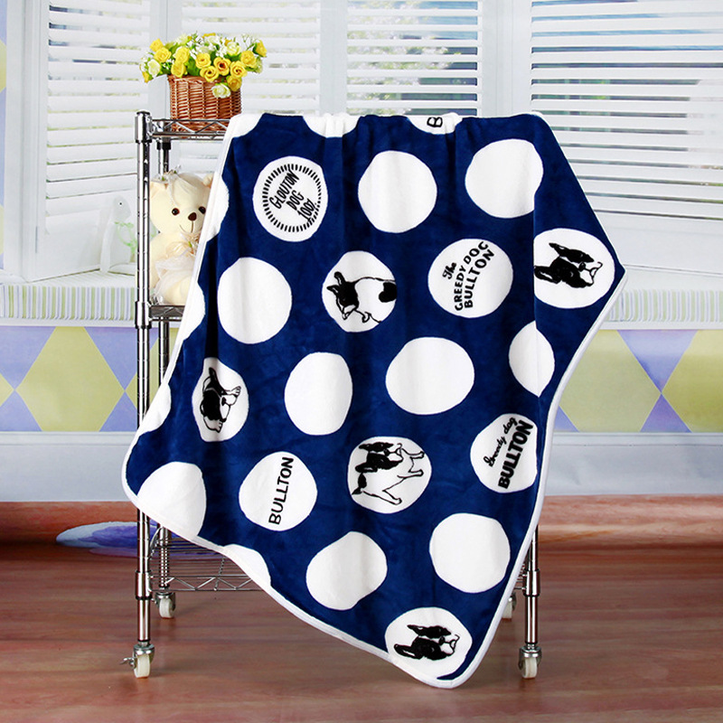 Funny Pets Blanket for Toddlers' Use