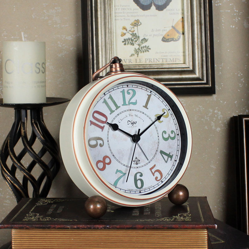 Cherish the Memory Tabletop Clock