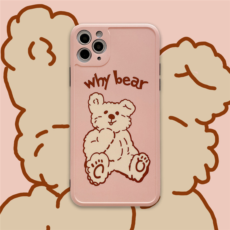 Why Bear iPhone Case