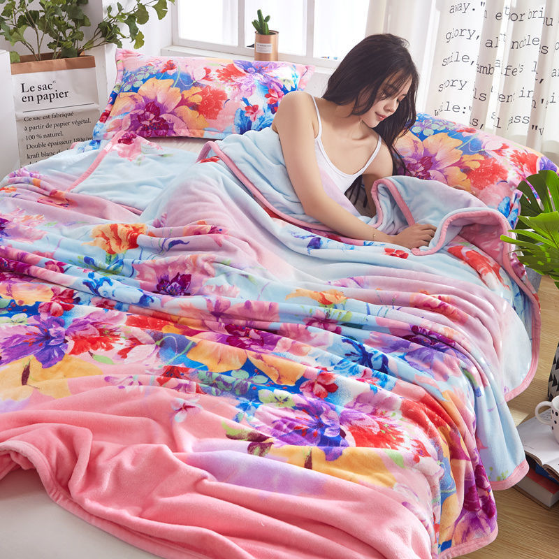 Soft Blanket for Lazy Days