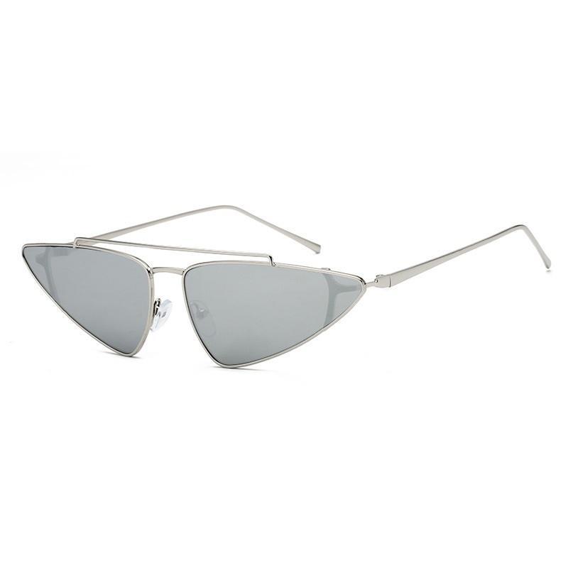 Retro Triangle Sunglasses
