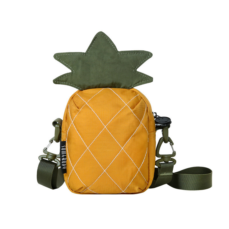 Classic Pineapple Shoulder Bag