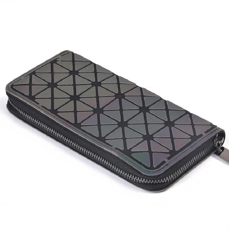 Luminous Long Wallet