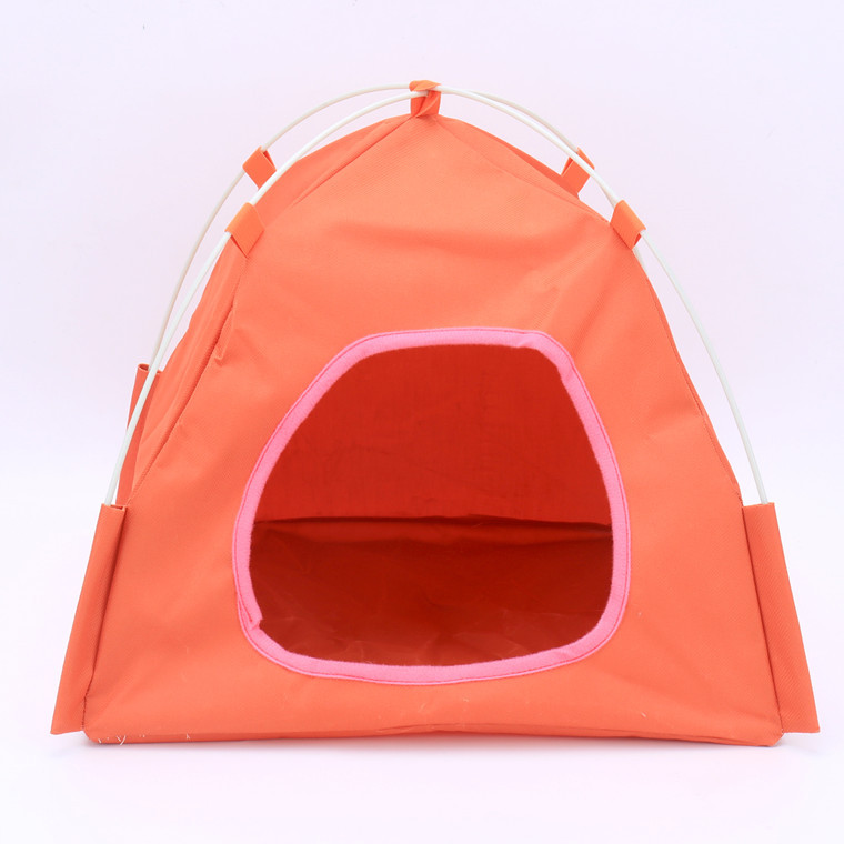 Wonderful Four-Cornered Tent for Outdoor Camping