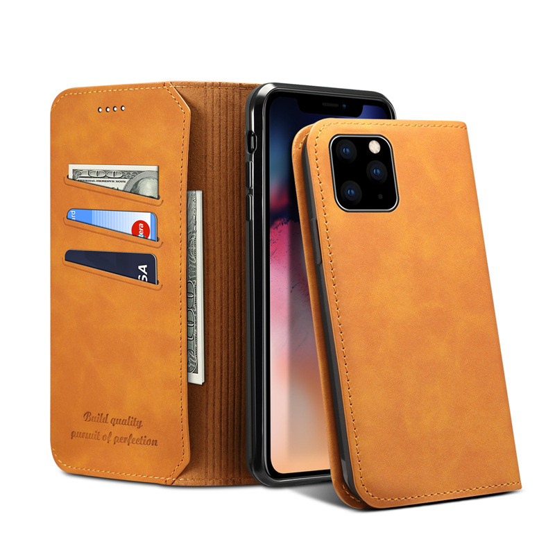 Compact Phone Case Wallet