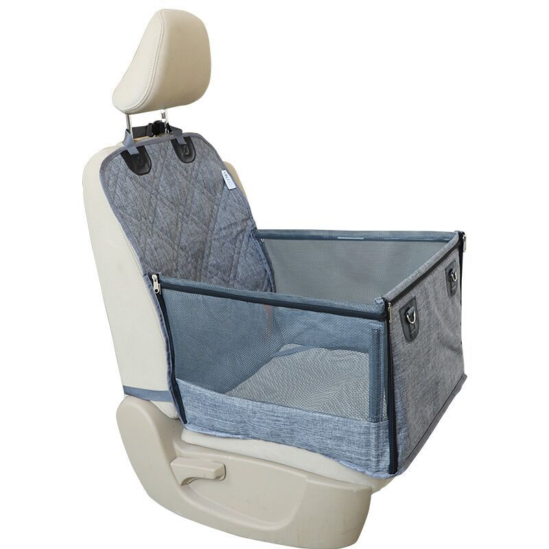Helpful Waterproof Pet Quilted Car Seat Cover Mat for Long Vacation Travels