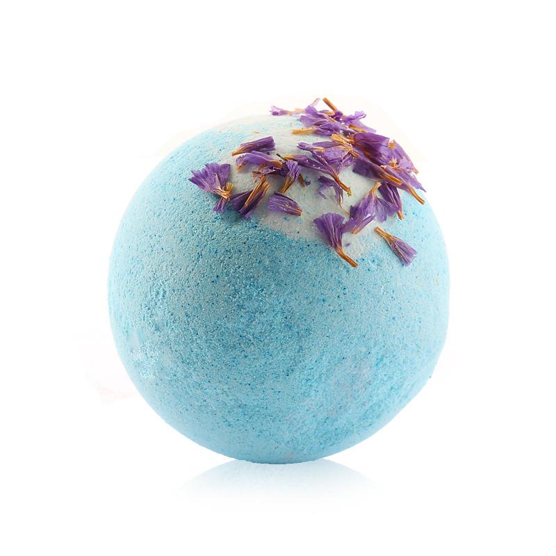 Floral Bath Salt Ball