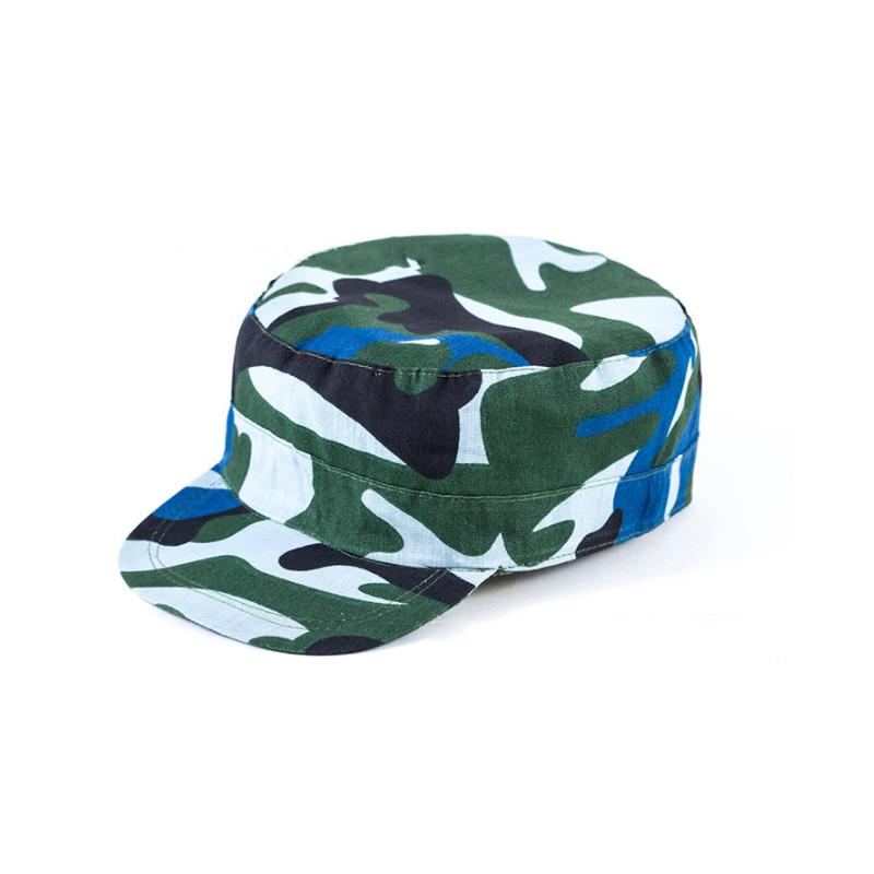 Camouflage Prints Breton Cap