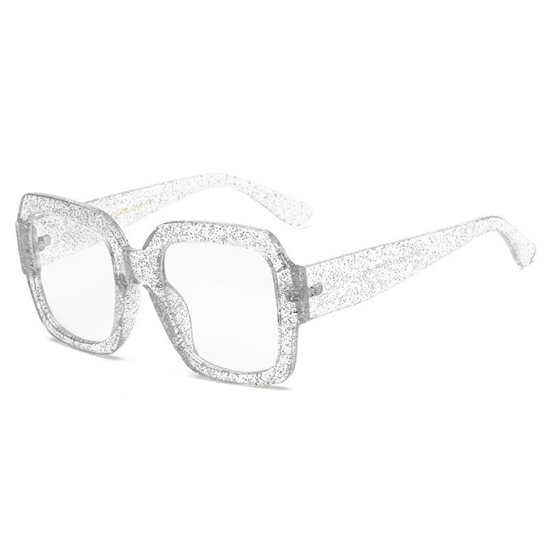Lucius Oversized Sunglasses