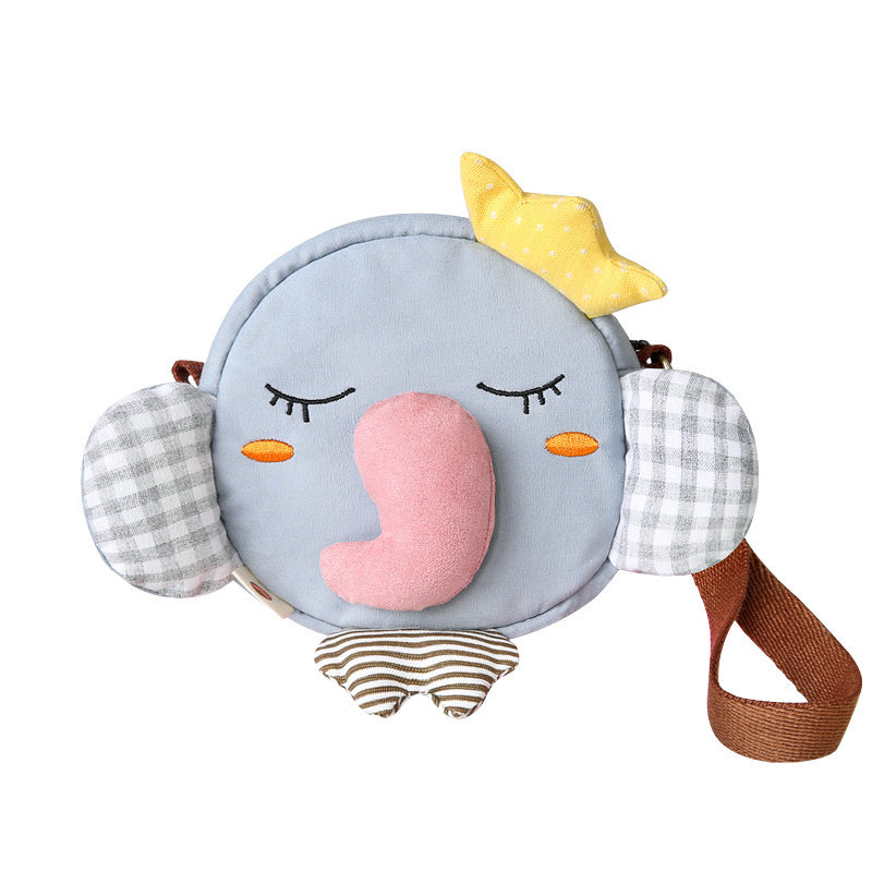 Crowned Elephant Coin Purse
